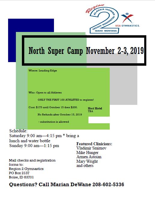North Super Camp 2019 2 Image