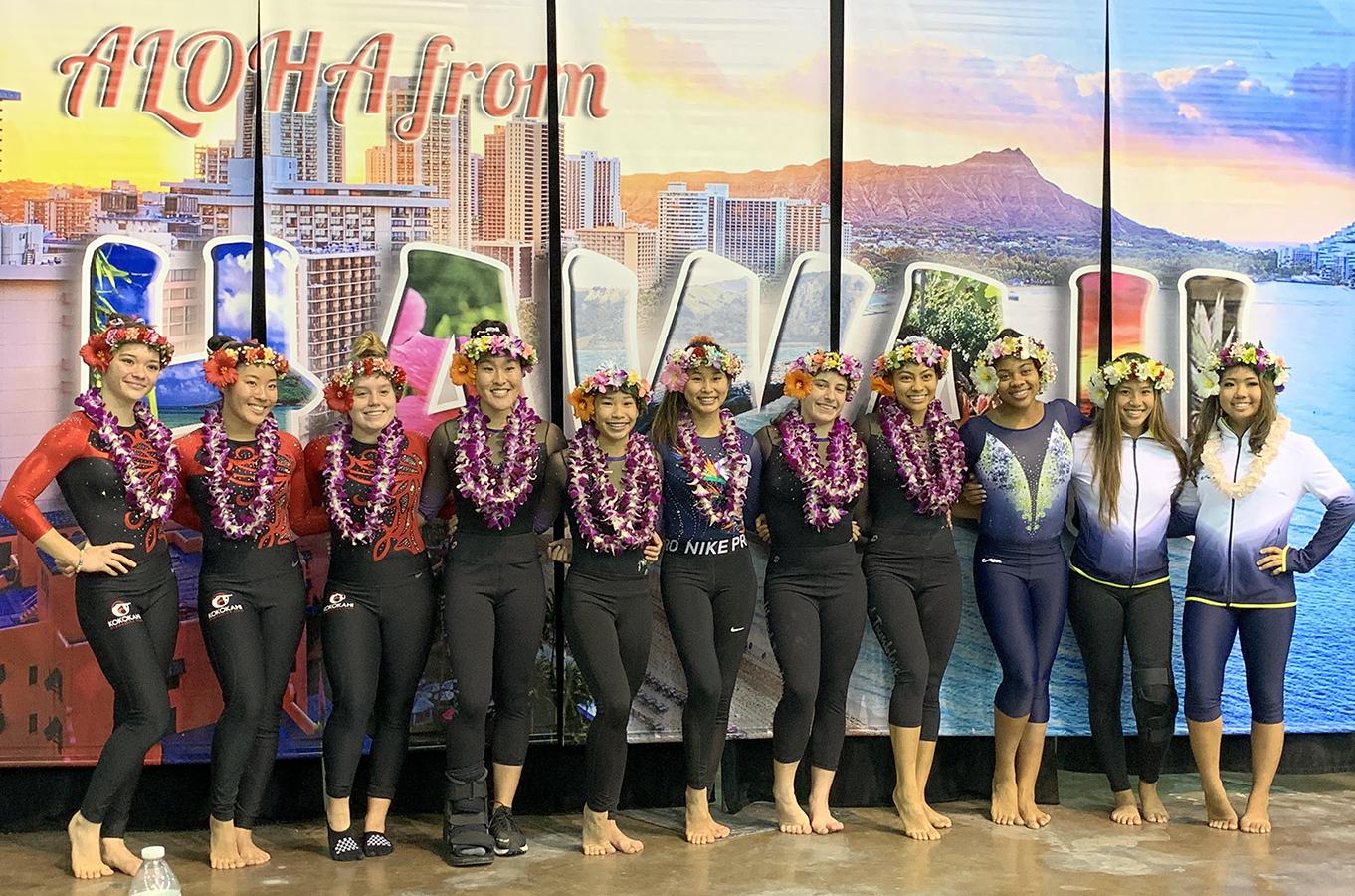 Hawaiian Senior Class